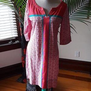 HATLEY shift dress